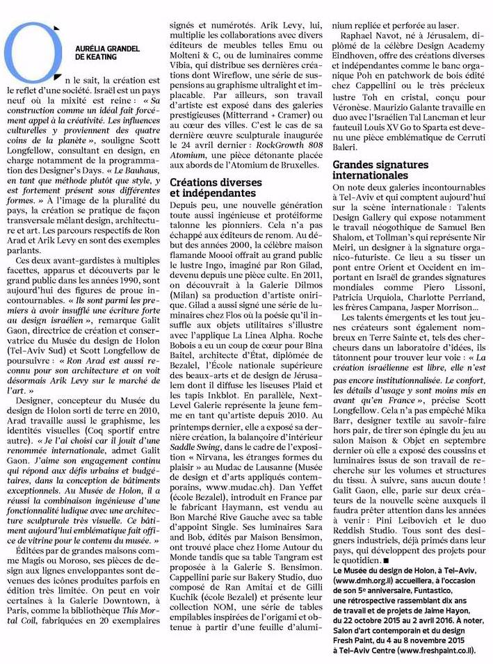 2015 09 LE FIGARO AS Page 3